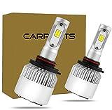 セール処分 5980円から3980円まで 爆光タイプ! LED ヘッドライト 防水 ledフォグランプ 16000lm cspチップ led ヘッドライト 12V/24V LEDライトH1 H3 H4 H11 H8 H16 HB3 HB4 HIR2 2個セット (HB4/HB3/H10/HIR2)