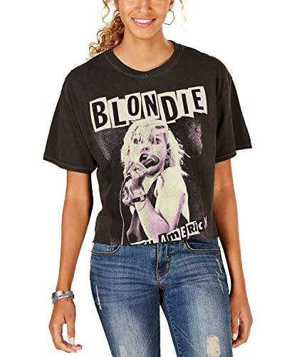 * NEW * Women's Blondie Punk Tour Graphic T-Shirt, X-small