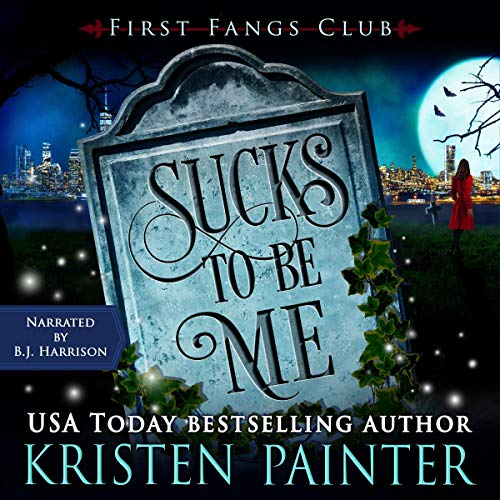 Sucks to Be Me audiobook cover art