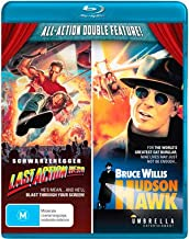 Last Action Hero & Hudson Hawk