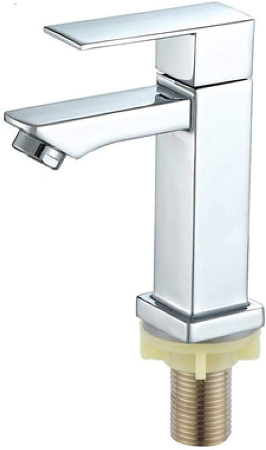 ChuangYing Faucet, Zinc Alloy Table Basin Single Cold Faucet, net Weight 500KG