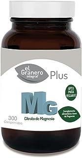 Mg 500 Citrato De Magnesio 300 Comprimidos de El Granero