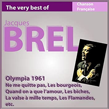 Jacques Brel Live (Olympia 1961)