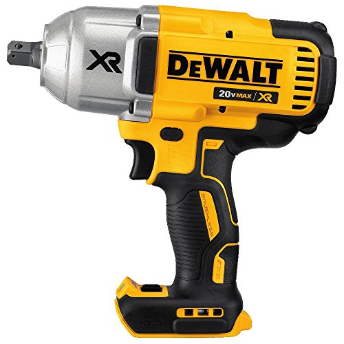 DEWALT DCF899B 20v MAX XR Brushless High Torque Cordless Impact Wrench with Detent Anvil