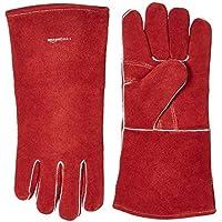 2-Pack AmazonBasics Welding Gloves