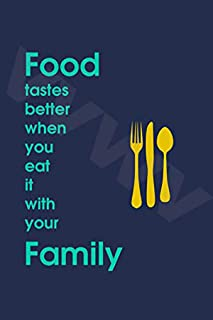 VVWV Food with Your Family Artwork Wall Poster 300 GSM Office Bedroom Poster Stylish Big Size Boys Home Decoration Photogr...
