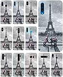 KUMO Hülle für WIKO Robby Handyhülle Design 1193 Paris