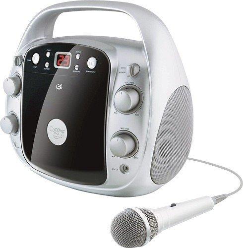 GPX J100S Karaoke Party Machine