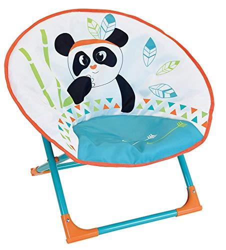 FUN HOUSE 713097 INDIAN PANDA Siège Lune pliant pour Enfant