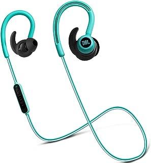 JBL Reflect Contour Secure Fit Bluetooth Wireless Sport Headphone - Teal, JBLrefcontourtel