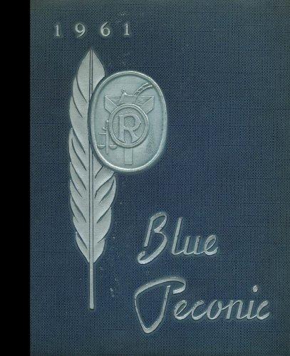 (Reprint) 1961 Yearbook: Riverhead High School, Riverhead, New York