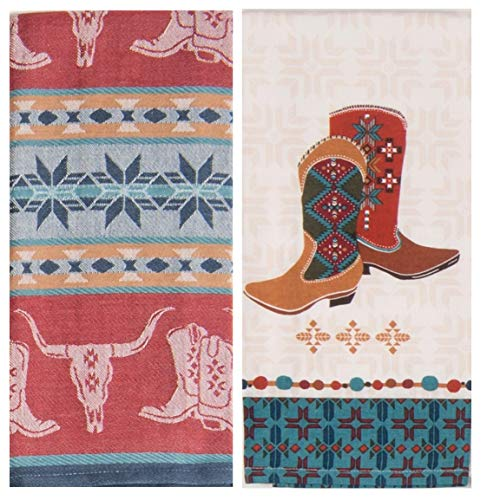 Top 10 Best Selling List for cowboy kitchen towels