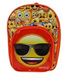 Emojis Arch Mochila infantil 32 cm, 9 litros, color rojo