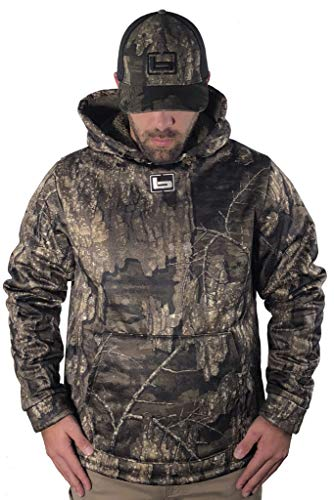 Best Review Of Banded Atchafalaya Pullover-Timber-Large