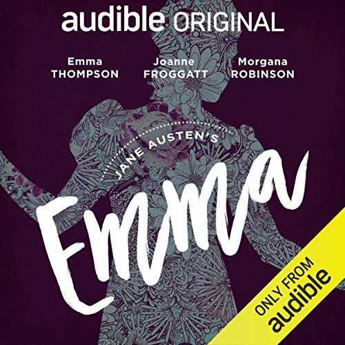 Emma Audiobook By Jane Austen, Anna Lea - adaptation cover art