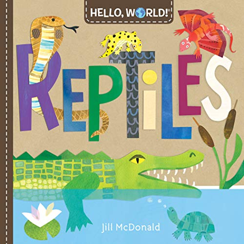 Hello, World! Reptiles (English Edition)