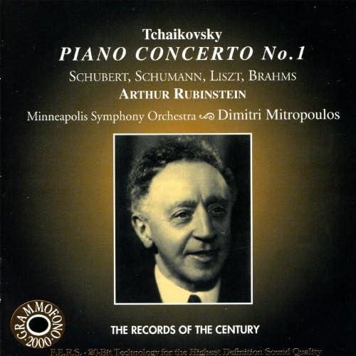 Arthur Rubinstein, Minneapolis Symphony Orchestra, Dimitri Mitropoulos