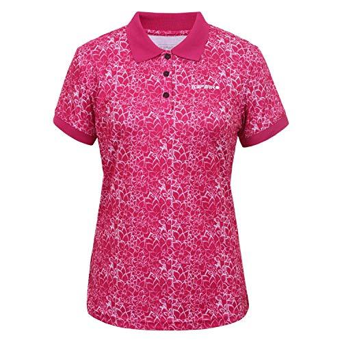 Icepeak Damen Polo Shirt Beechwood 54673 Carmine L