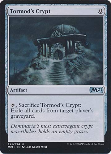Magic: The Gathering - Tormod's Crypt - Core Set 2021