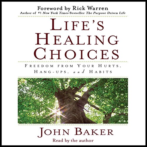 Life's Healing Choices audiobook cover art