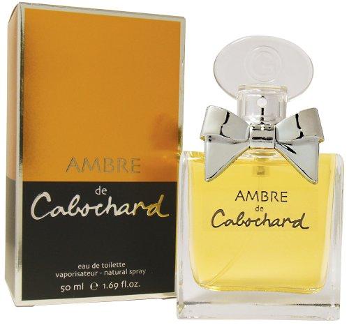 Parfums Grès Ambre de Cabochard femme/woman, Eau de Toilette, 50 ml