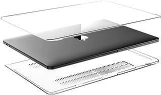 Apple MacBook Pro 15インチ 第9世代 インチ プラスチック ハードケース TopACE 超薄型 超耐磨 保護 シェルカバー 15インチ MacBook Pro 15 2019 対応 (クリア)