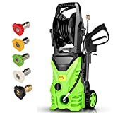 Best Electric Power Washers - Homdox Electric Pressure Washer Power Washer Cleaner 2850PSI Review