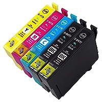 EPSON 77/78 4色+BK=5本セット【IC77 BK×2】+【IC78 C/M/Y】ICチップ残量表示検知機能付き Mt.Smile製純正互換インクカートリッジ【365日保証】サービス