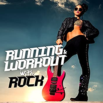 Running and Workout with Rock