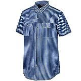 Regatta de Hombre Rainor Camisas, Hombre, Color Oxford Blue, tamaño Medium
