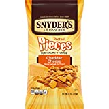 Snyder's of Hanover, Cheddar Cheese Pretzel Pieces, 12oz Bag (Pack of 3)