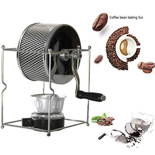 OOFAT Espressomaschine, Hand Geröstete Kaffeebohne-Maschine, Manuelle Kaffeemühle Für Latte, Cappuccino, Americano
