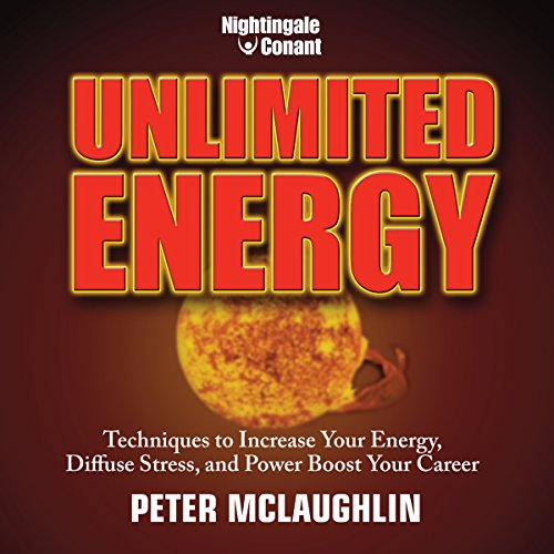 Unlimited Energy audiobook cover art