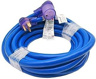 Parkworld 885323 Welder 50A Plug 3-Prong NEMA 6-50 Extension Cord (25FT)