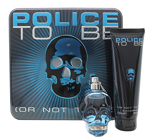 Police To Be Gift Set 75ml EDT + 100ml All Over Body Shampoo