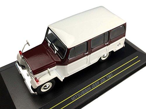 Comercio internacional First43 / Fast 43 Mitsubishi Jeep 1961 vino blanco y...
