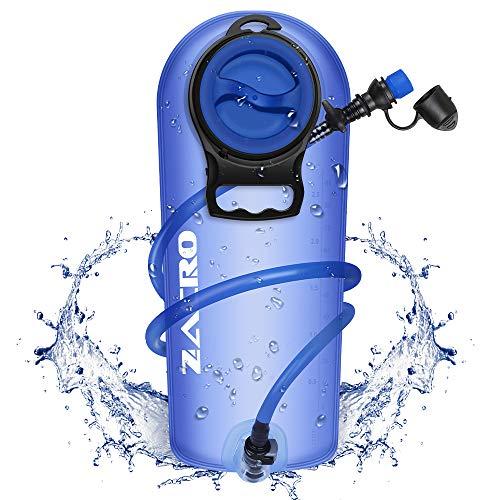 Zacro TPU Bolsa de Hidratación 2.5L,...