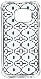 Galaxy S7 Case, Ballistic [Jewel Mirage] Six-Sided Drop Protection [Clear w/Silver VM Pattern] 6ft Drop Test Certified Case Reinforced Corner Protective Cover for Samsung Galaxy S7 - (JM4091-B19N)
