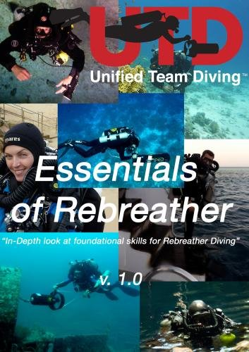 Unified Team Diving 'Essentials of Rebreather Diving' DVD
