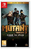 Mutant Year Zero: Road to Eden - Deluxe Edition (Nintendo Switch) (輸入版)