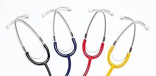 PremierPro 6330 Single Head Stethoscope, Red (1 per box)