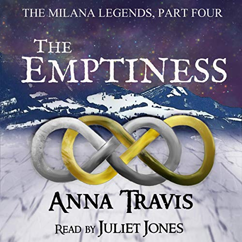 The Emptiness: A Christian Fantasy Adventure audiobook cover art