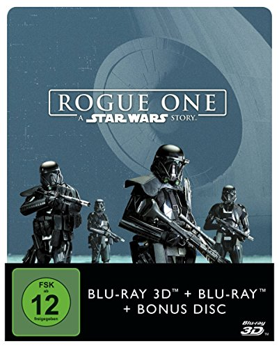 Rogue One - A Star Wars Story (2D+3D) Steelbook [3D Blu-ray] [Limited Edition]