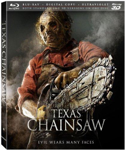 Texas Chainsaw [3D Blu-ray + Blu-ray + Digital Copy + UltraViolet]
