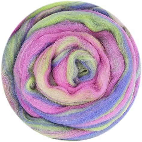 LJLWX Blended Wool roving Merino El Paso Mall Roving 50g Mi New mail order