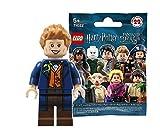レゴ(LEGO) ミニフィギュア ハリー・ポッターシリーズ1 ニュート・スキャマンダー|LEGO Harry Potter Collectible Minifigures Series1 Newt Scamander 【71022-17】