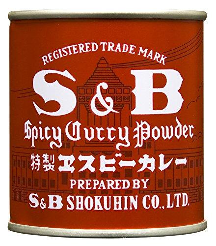 S&B カレー 37g