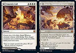 Magic: The Gathering - Emeria's Call // Emeria, Shattered Skyclave - Foil - Zendikar Rising