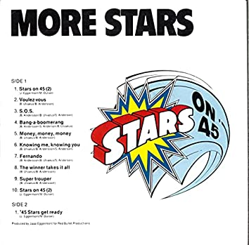 "Stars On 45 More Stars 7"" (Remastered)"