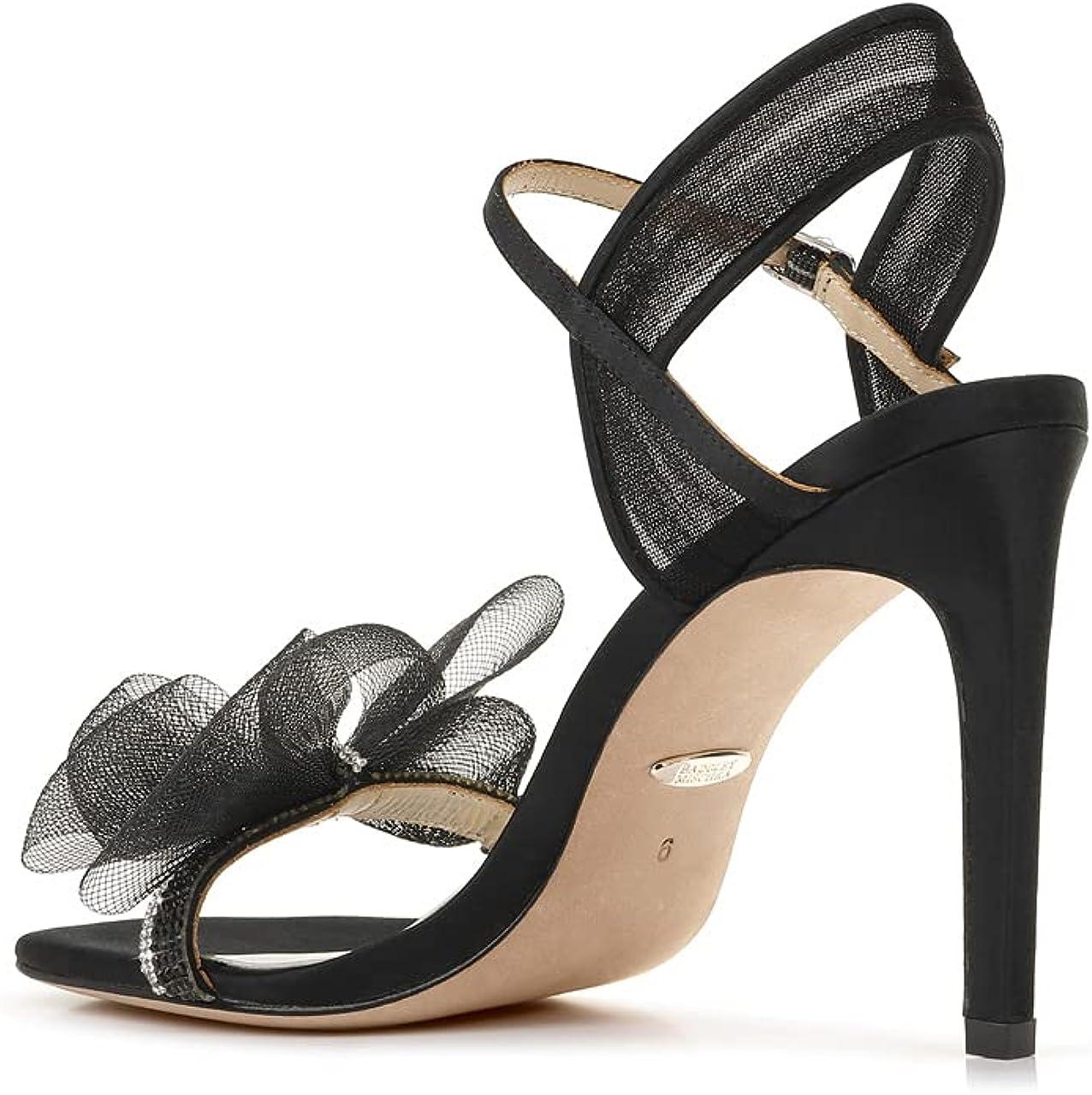 Badgley Mischka Women's Jessica Heeled Sandal